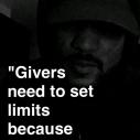 Everette mit Ratschlägen fürs Leben